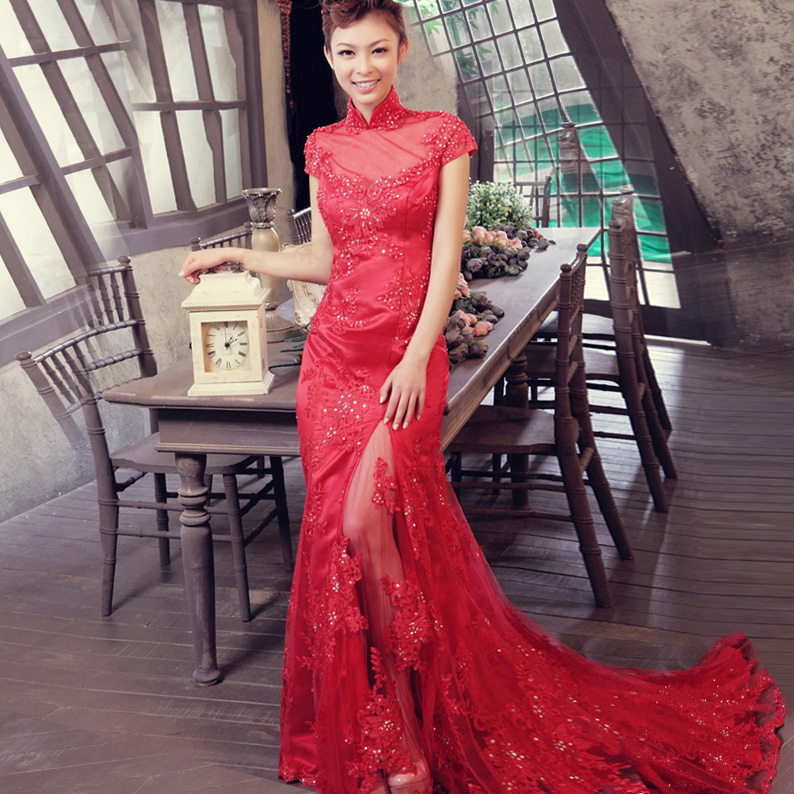Lace Wedding Dress Red : Red lace dress a lovely women s clothing for all occasions