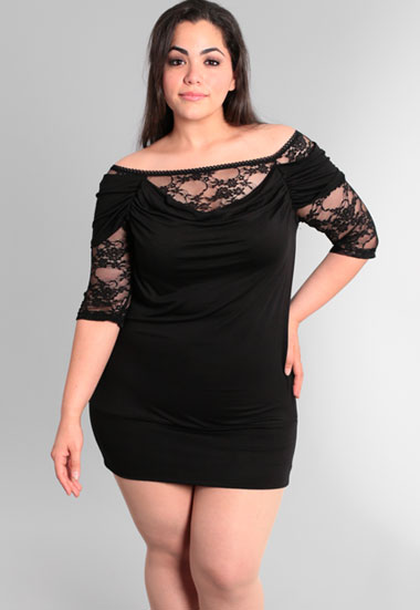 High Versatility Of Black Cocktail Dresses