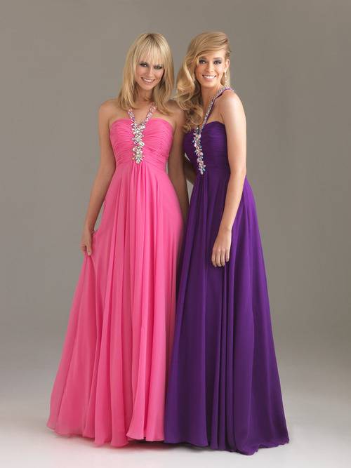 Cute Cheap Long Prom Dresses