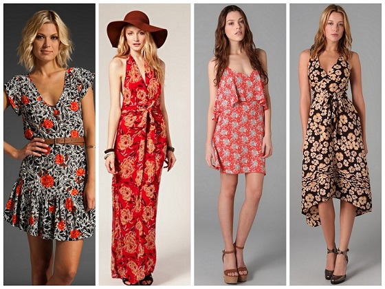 Get The Best Floral Dresses