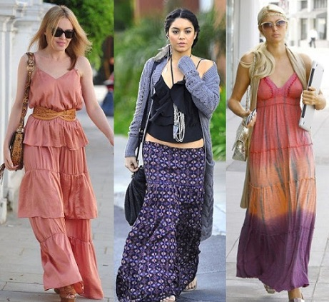 Glamarous Long Maxi Summer Dresses