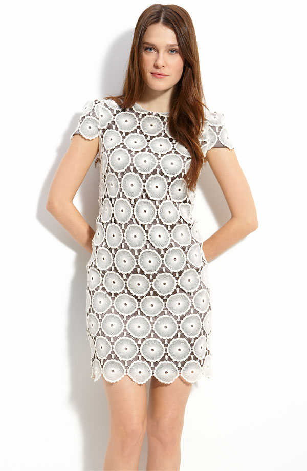 Gorgeous Lace Shift Dress