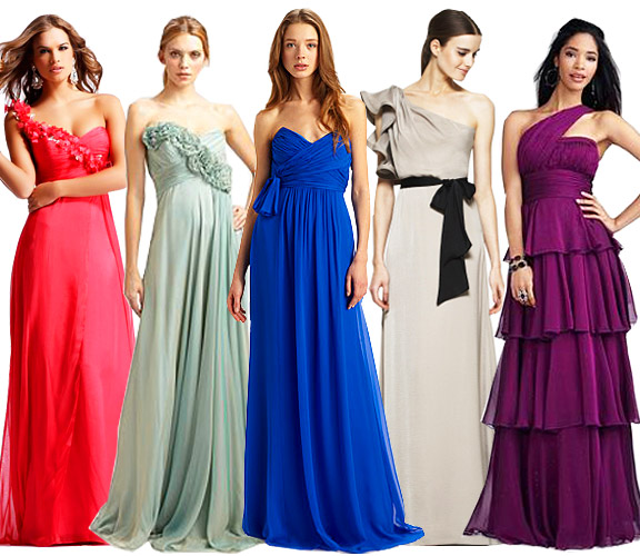 Long Dresses For Prom Design Ideas