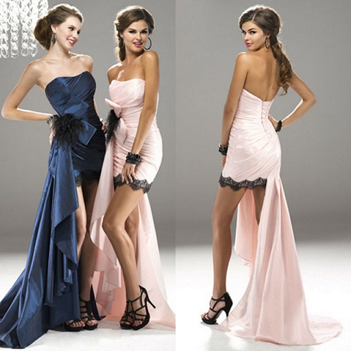 Popular Long Semi Formal Dresses
