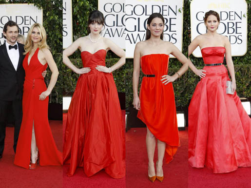 Making a blast with the red carpet dresses red lace dress - Designer red carpet dresses ...