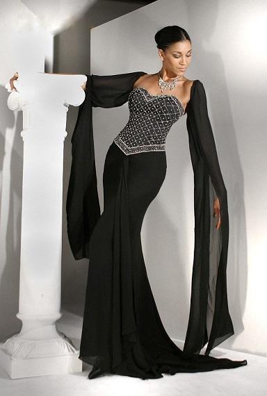 Classy Long Dresses