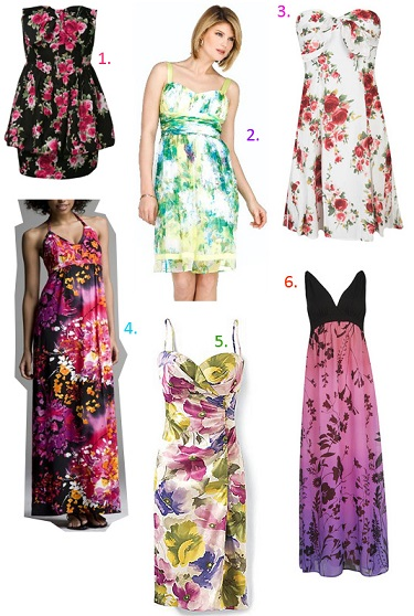 Shop for Cheap Floral Dresses