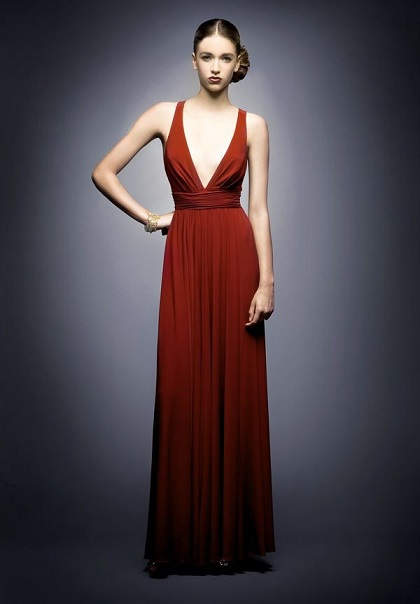 Sleek and Sexy Long Evening Dresses