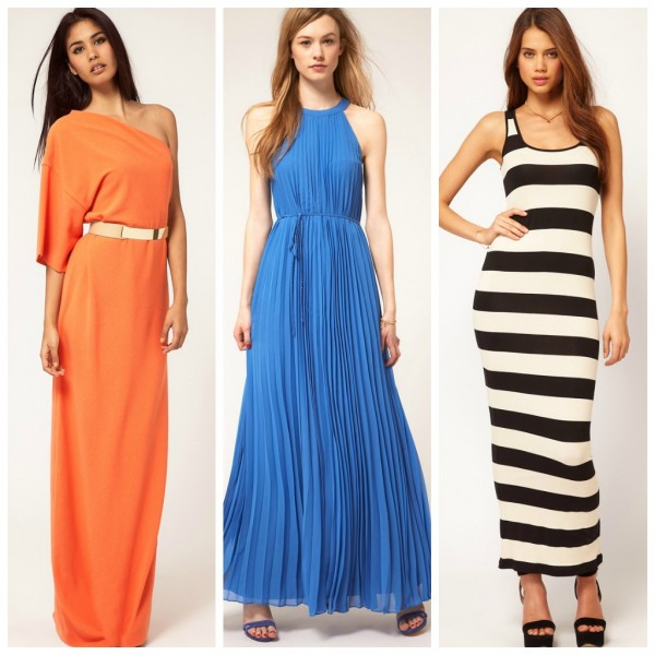 Womens Cheap Long Summer Dresses