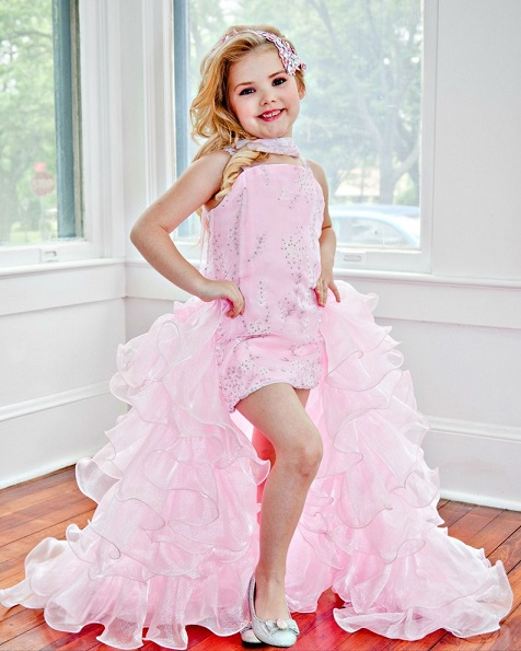 Beautiful Pageant Dresses For Girls