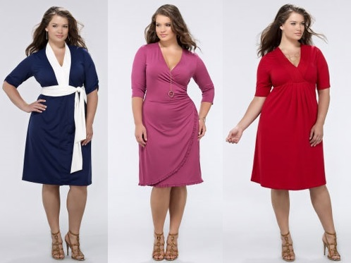Comfy and Flowy Plus Size Party Dresses