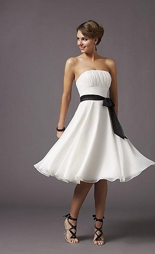 Find Cheap White Formal Dresses