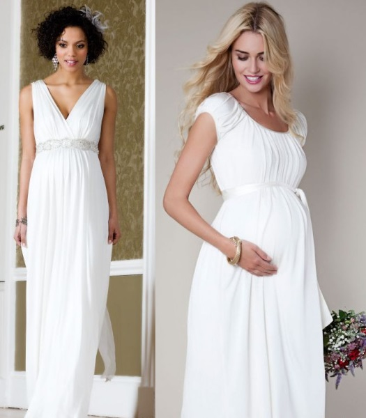 Find Cheap White Maternity Bridesmaid Dresses
