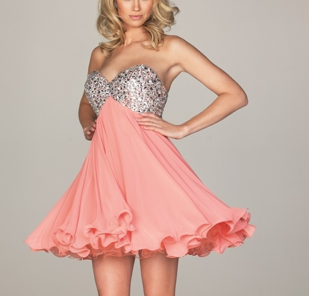 Finding the Perfect Homecoming Dresses Cheap