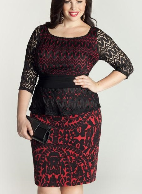 Why You Need A Little Black Dress In Your Closet Red Lace Dress