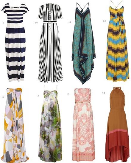 Inexpensive Long Maxi Dresses