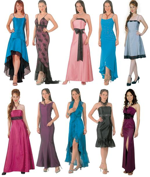 Most Popular Styles Of Evening Gowns