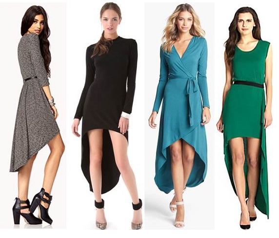Overview on High Low Dresses