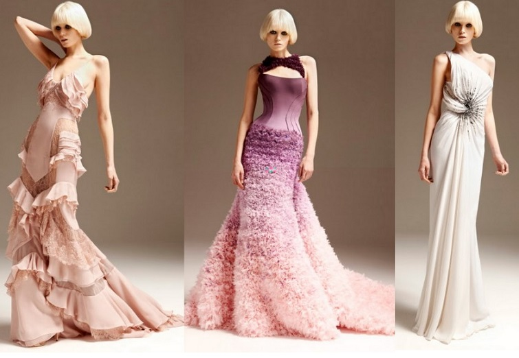Creative Evening Gowns