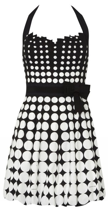 Trendy Black And White Dresses