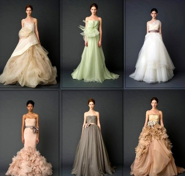 Vera Wang Top Dress Designers